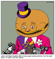 Mayor McCheese cartoon