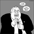 Rob Ford cartoon